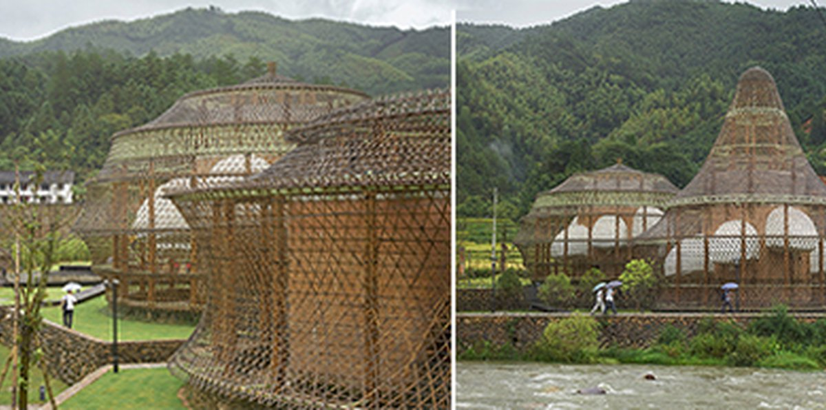 Bamboo Hostels, China