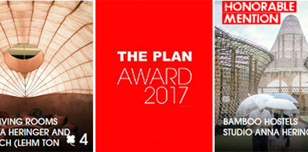 The Plan Award - Omicron Living Spaces and Bamboo Hostels