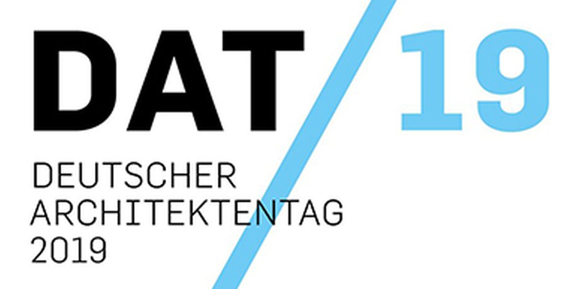 Anna Heringer invited in Berlin for a panel discussion at the Deutscher Architektentag 2019