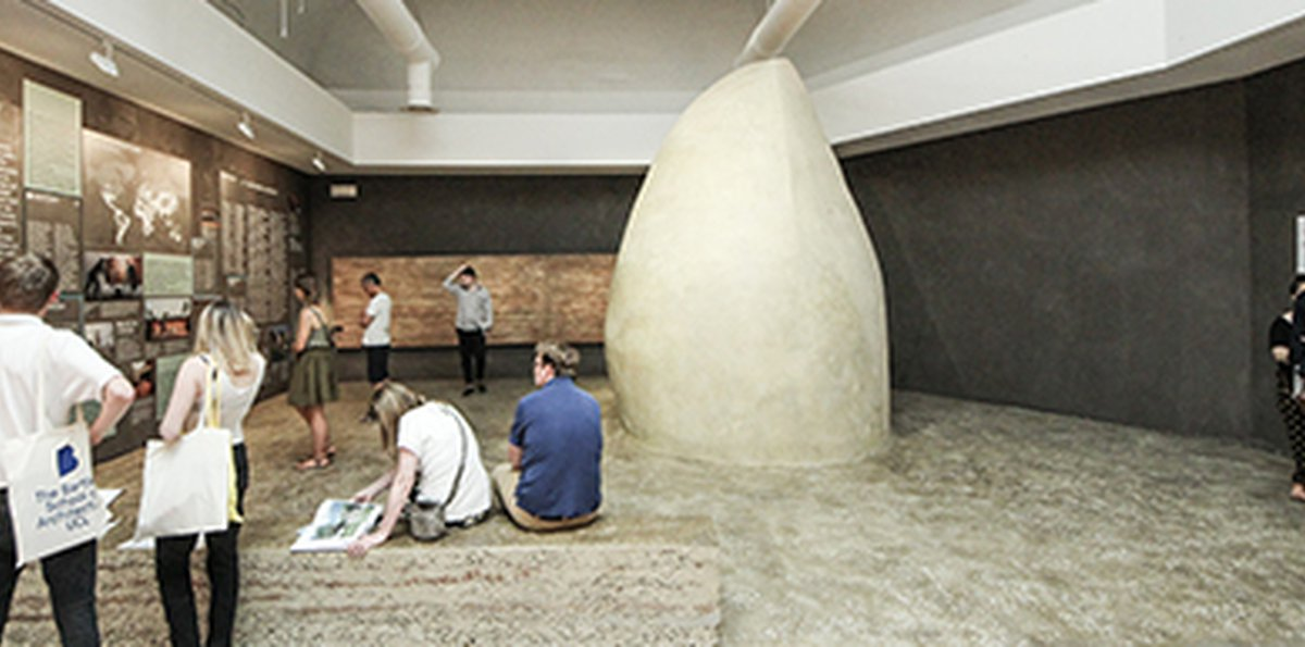 Mud WORKS! 15th International Architecture Exhibition, Venice
