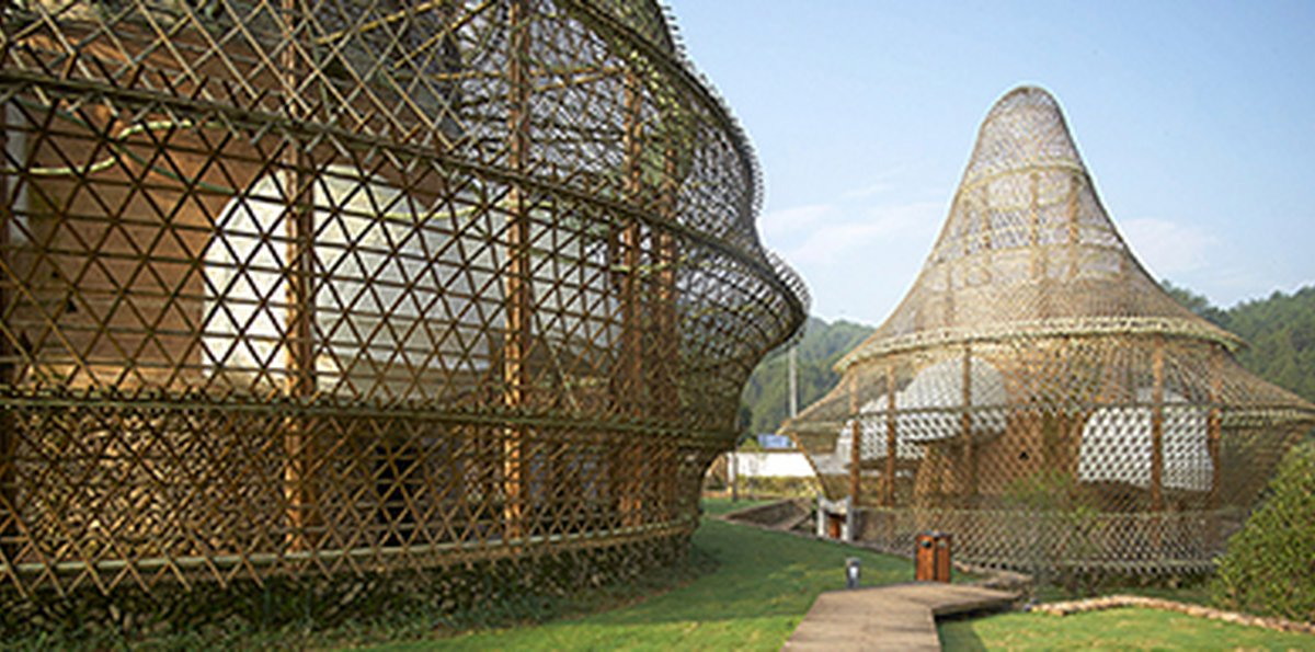 International Bamboo Architecture Biennale - Opening